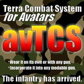 Terra avTCS sensor-based avatar combat system✈ by Cubey Terra ✈
