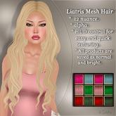 !SOUL - HAIR Mesh - Liatris - 12 Nuances -  Colors Set 2