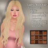 !SOUL - HAIR Mesh - Liatris - 12 Nuances -  Ginger Set 2