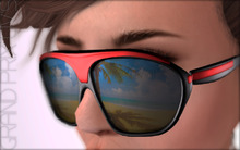GP UV's - Sunglasses - Full Perm - MESH