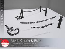 [DD] - FULL PERM Chain & Pole