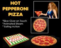 Interactive Pizza - Grab a Slice
