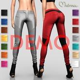 [DEMO] Mutresse . Nikita Leggings - 14 Colors  (Rigged Mesh)