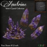 *HEXtraordinary* Citrine Crystal Collection