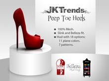 JKTrends - wear me - Peep Toe Shoes