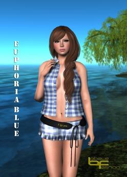 Babele Fashion :: Euphoria Blue
