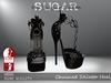 Sugar   chained stiletto heels   stars ad