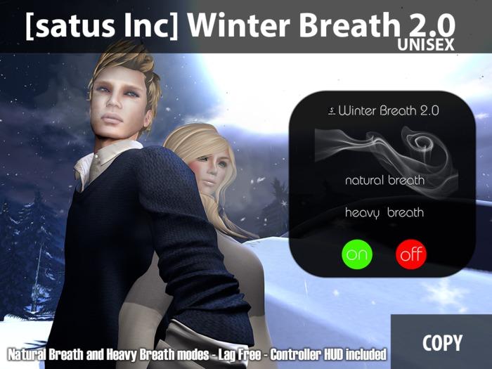 [satus Inc] Winter Breath 2.0