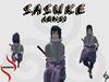 Teen Sasuke Mesh Avatar 2.0