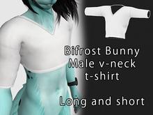 MALE Bifrost Bunny Vneck shirt