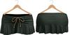 Blueberry Kits - Mesh - Belleza Venus & Standard Sizes - Tied Suede Skirts Green