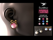 GIFT ^^Swallow^^ Handmade Earrings