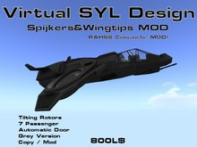 .:Virtual SYL Design:. Comanche Mod 2 transport