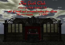 The Goth Club