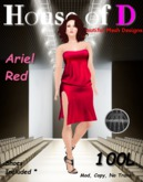 *HoD* Ariel Red