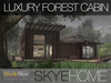Skye Furnished Luxury Forest Cabin
