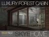 Skye forest cabin 4