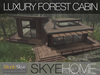 Skye forest cabin 5