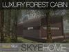 Skye forest cabin 6