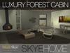 Skye forest cabin 7
