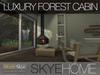 Skye forest cabin 8