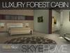 Skye forest cabin 9