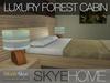 Skye forest cabin 12