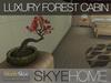 Skye forest cabin 11
