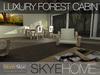 Skye forest cabin 13