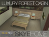 Skye forest cabin 10