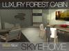 Skye forest cabin 14