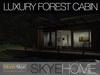 Skye forest cabin 15