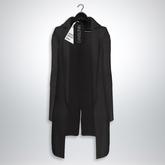 1992 // Alessandra Coat (Black)