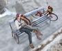 Wintry pembury bench mp2