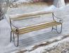 Wintry pembury bench oak