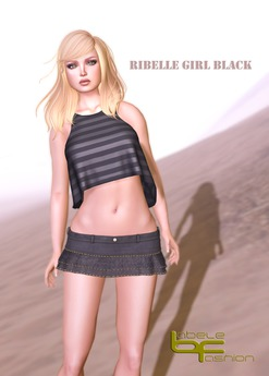Babele Fashion :: Ribelle Girl Black