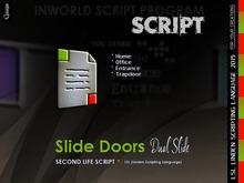 Gaagii - Slide Doors Script (Dual Slide) ((BOXED))