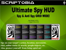 Ultimate Spy HUD (Spy on your targets GRID WIDE!)