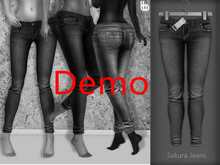 Bens Boutique - Sakura Jeans Demo