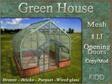 KIDD GreenHouse * Copy Mod