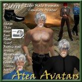 Pierre Elder Male Human