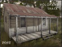 POST: Holopaw Shack
