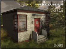 POST: Palomar Motor Court Cottage