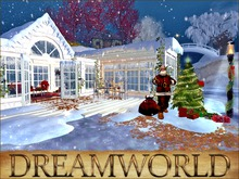 DREAMWORLD 4096 m² 1250 prims BEST LAND IN SECOND LIFE
