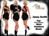 *Aly's Shop* Jessy Outfit HUD 3 textures