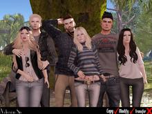 ++Vetrovian Poses - Friends 12++