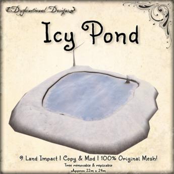 [DDD] Icy Pond
