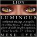 Mayfly   luminous   mesh eyes %28lion%29