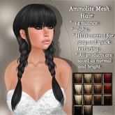 !SOUL - HAIR Mesh - Ammolite - 14 Nuances -  Special Set 1