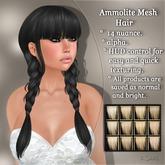 !SOUL - HAIR Mesh - Ammolite - 12 Nuances -  Blondes Set 1
